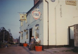 The Bulls Head in 1963