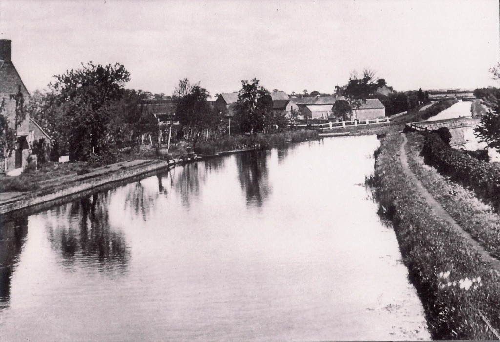 The Wharfage, Rodington