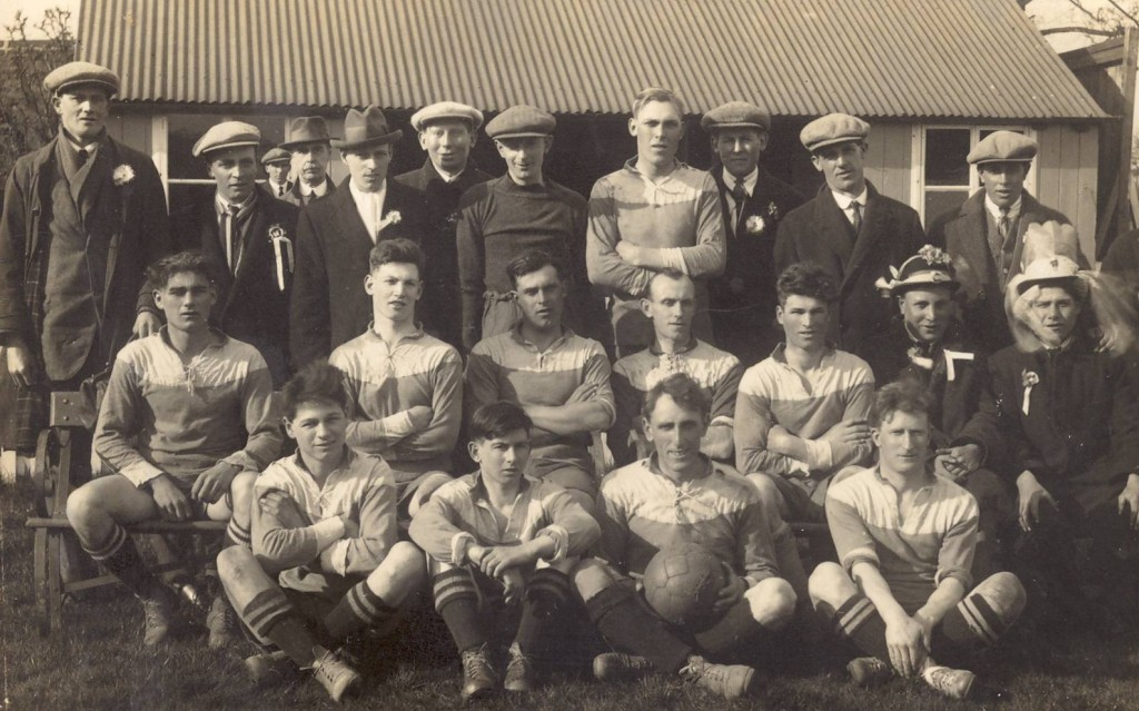 G18 Football Club Late 20's (Brookes)