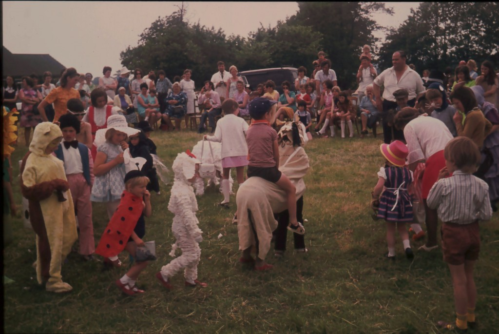 Rodington Village Fete 1969