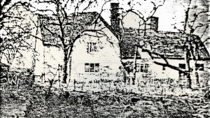 The Old Rectory before demolition